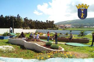 """União Desportiva Praiense"" in the Azores. Photo by Minigolf.pt"