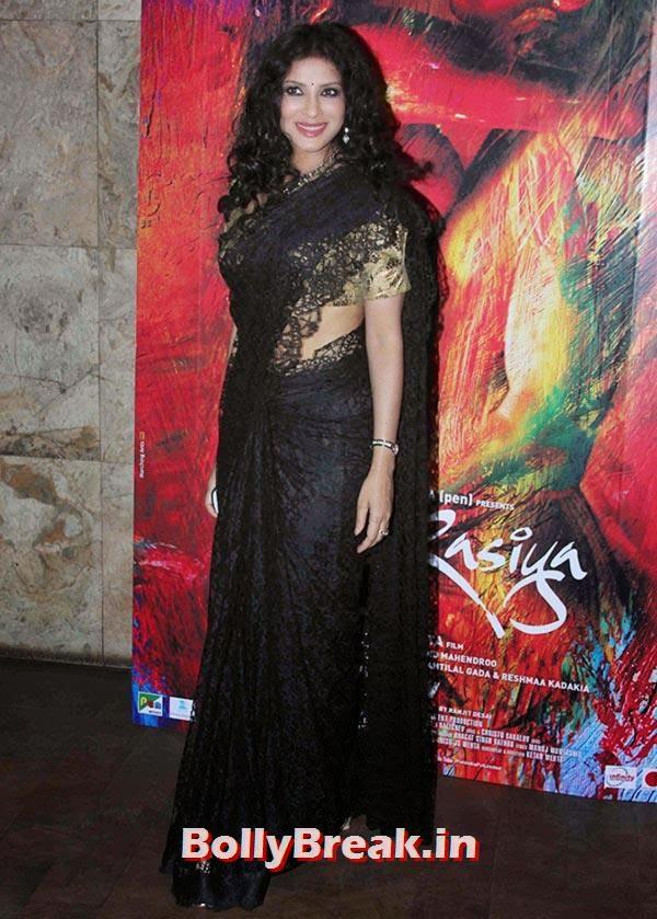 Nandana Sen,  Rang Rasiya Movie Premiere Photos