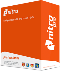 تحميل برنامج نيترو بى دى إف Nitro PDF 12.9.1 للكمبيوتر