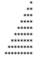 a very simple Xmas Tree