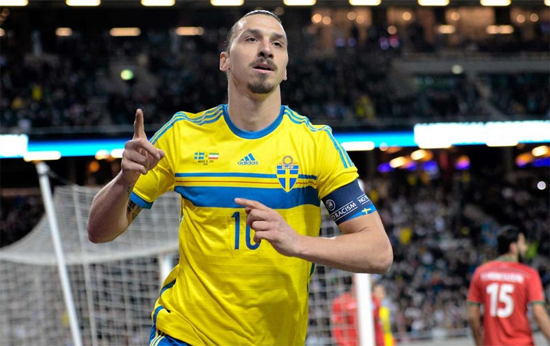 Zlatan Ibrahimovic retires from international football