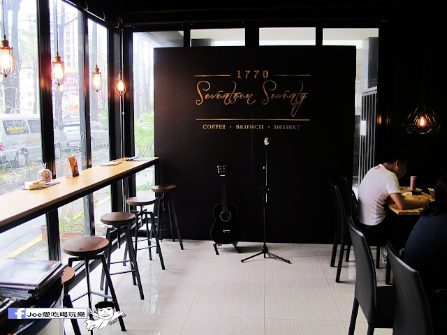 IMG 0652 - 【台中美食】1770 cafe ,置身在彩虹屋底下的美食饗宴,餐點讓你隨意搭配,想吃甚麼就搭甚麼