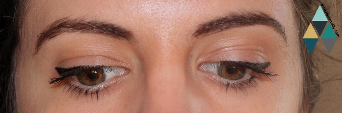 eyeliner intense sans bavure longue tenue