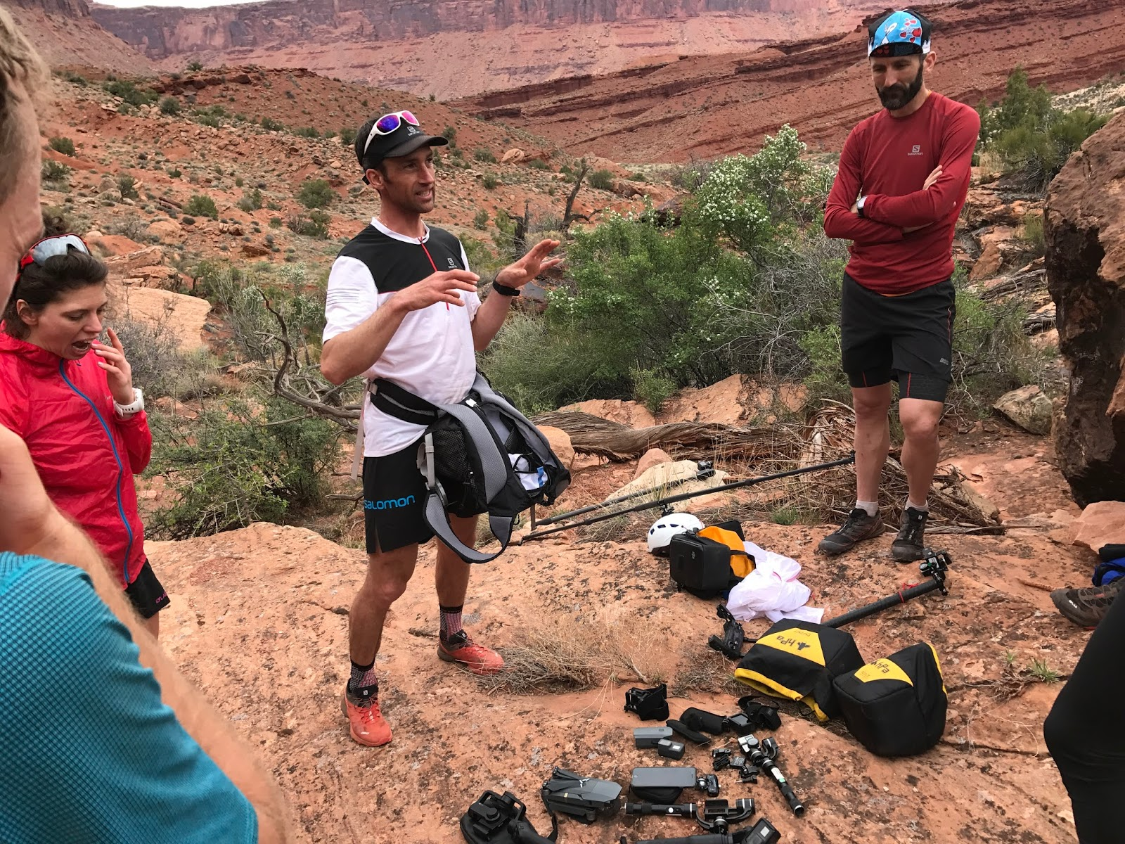 b49d1e43ff21 Video and Photo Seminar by Seb Montaz- Salomon Ultra Trail Running Academy  2017