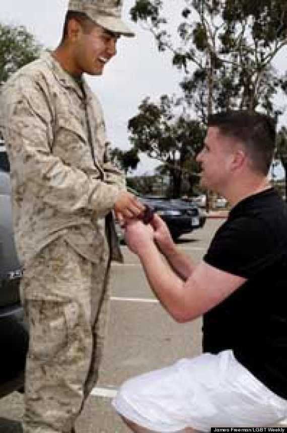 Gays in the military essay