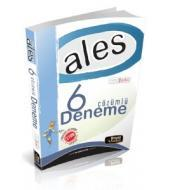 Beyaz Kalem ALES Çözümlü 6 Deneme Sınavı (2016)