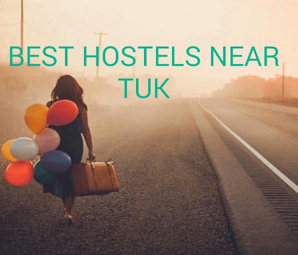 Best hostels near Technical University of Kenya.