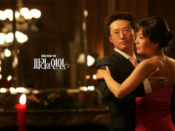 Lovers in Paris Kim Eun Jung classic kdrama, korean drama withdrawal syndrome