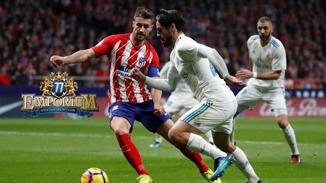 Derby Madrid Tidak Menciptakan Gol Disepanjang Pertandingan.