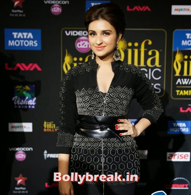 Parineeti Chopra, IIFA Awards 2014 Pics