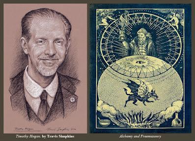 Timothy Hogan. Knights Templar. by Travis Simpkins. Alchemy and Freemasonry