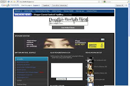 Deafile Bedah Blog