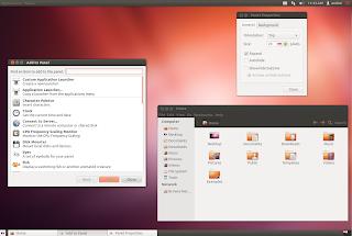 classic session ubuntu 12.04