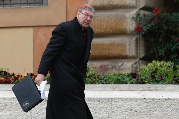 Polisi Victoria Selidiki Tuduhan Pelecehan Seksual Kardinal Pell