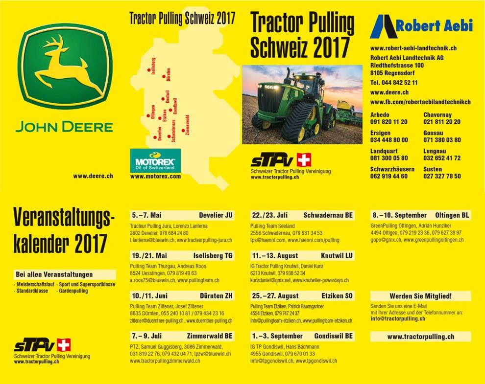 Tractor Pull Schedule : Tractor pulling news pullingworld stpv event