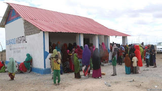 International Organization for Migration (IOM) delivers emergency and essential health services to Bulla Gaduud and Gobweyn, areas recently liberated by the government in Lower Juba region of south-eastern Somalia.