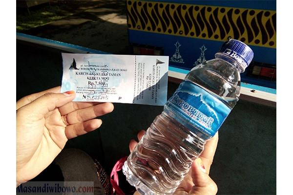 beli tiket gratis air mineral