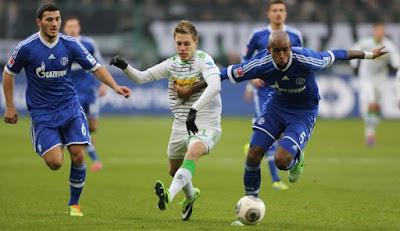 Prediksi Schalke vs Borussia Monchengladbach