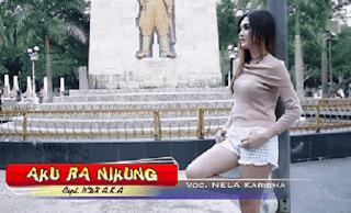 Lirik Lagu Aku Ra Nikung - Nella Kharisma