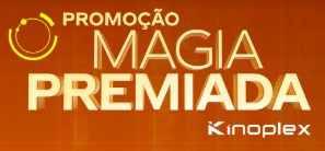 Promoção Kinoplex Cinemas Magia Premiada 1 Ano Cinema Grátis