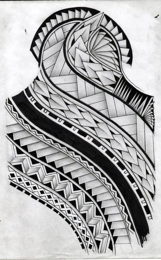 Tatuajes Maories Para Mujeres Con Mucho Significado Belagoria La - Dibujos-maoris