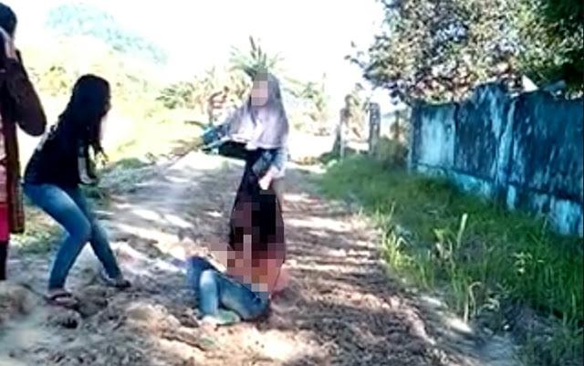 Video Seorang Gadis di Pinrang Dianiaya Tersebar Luas di Medsos