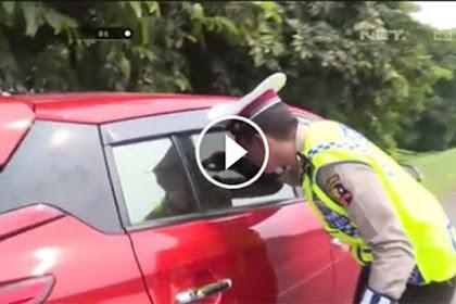 Video Yang Dilansir Polisi Ini Tunjukkan Salah Satu Tanda Kiamat, Di Dalam Mobil Ternyata Ada Ini..