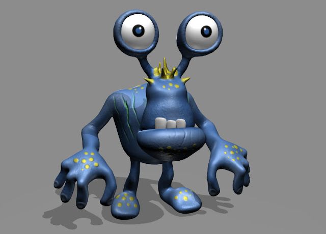 Become a ZBrush Master Create Your Own Toon 3D Characters