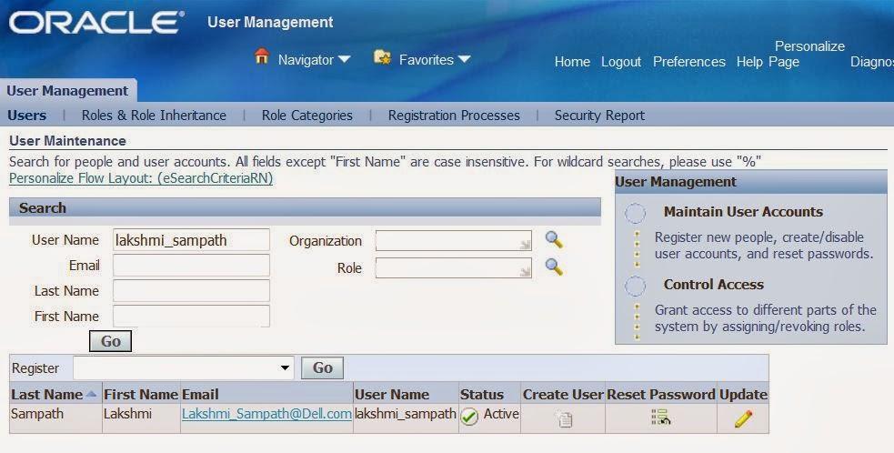 user management system