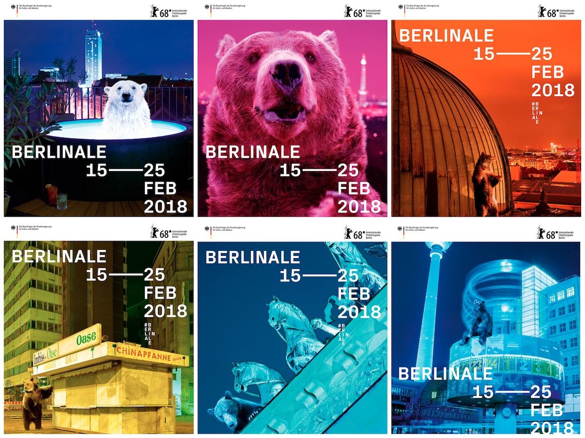68º Festival Internacional de Cine de Berlín - LA BERLINALE