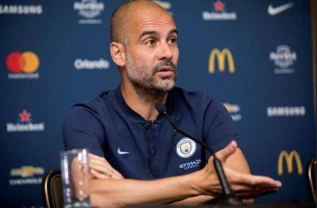 EPL: Guardiola speaks on Arteta replacing Wenger