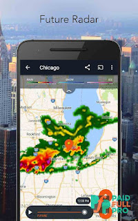 AccuWeather Platinum Paid APK