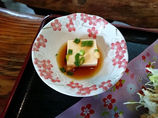 島豆腐の写真