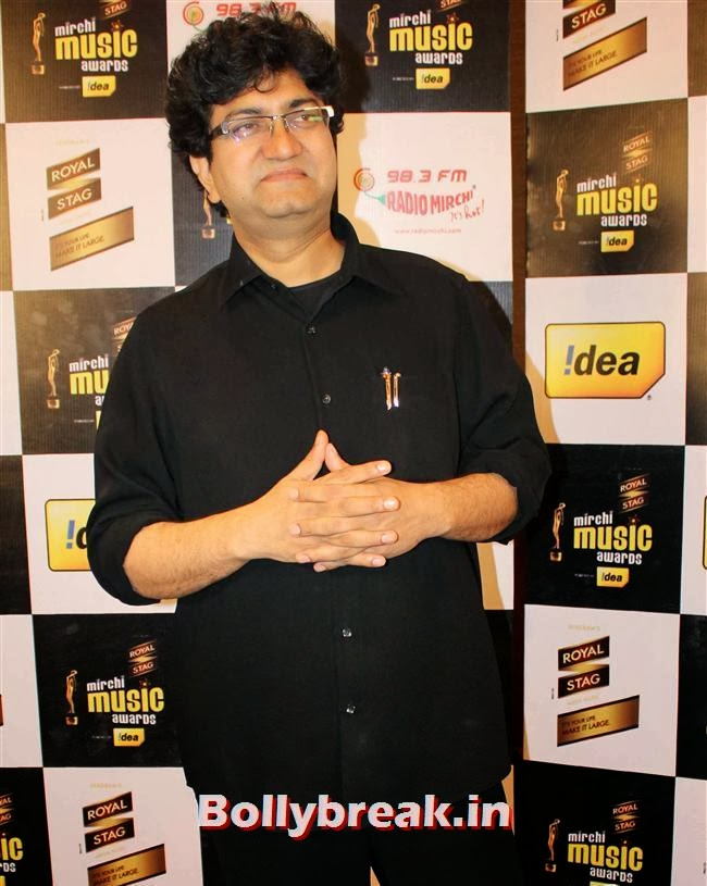 Prasoon Joshi, Mirchi Music Awards Jury Meet