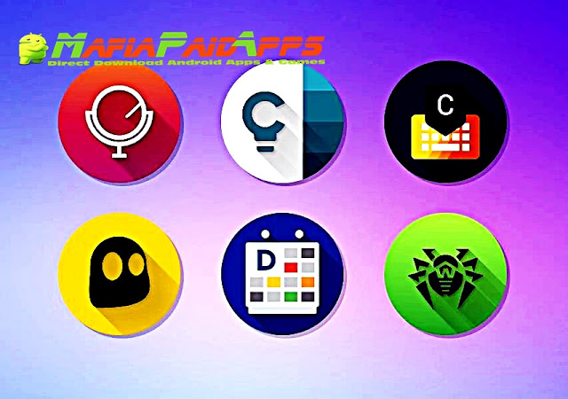 Icon Pack - Android™ Oreo 8.0 Apk MafiaPaidApps