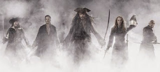 Pirates of Caribbean At the World's End