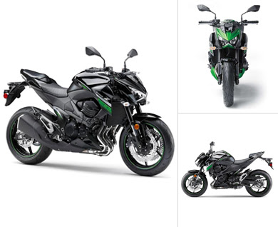Kawasaki Z800-Three-looks-Image