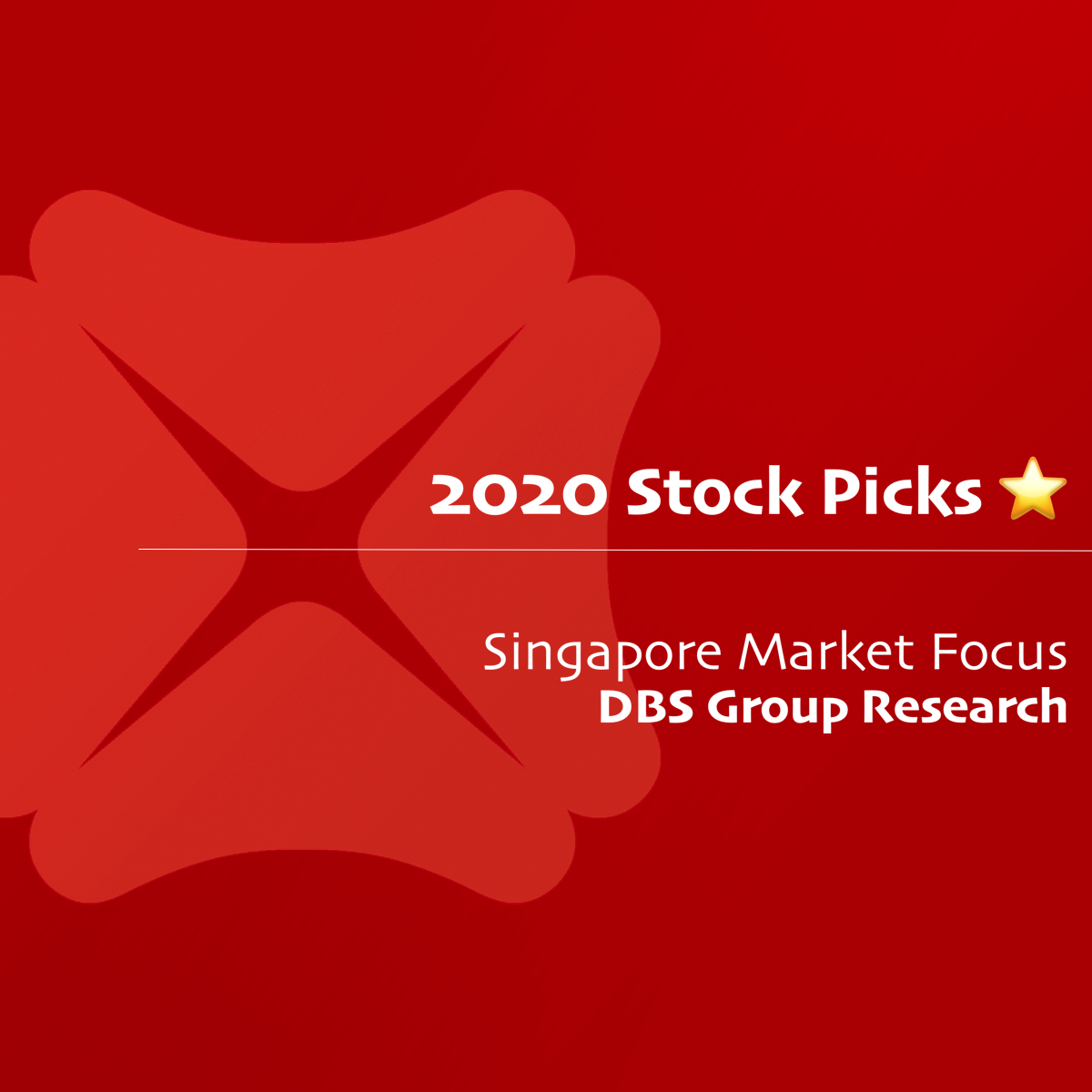 Singapore 2020 Stock Picks - DBS Research | SGinvestors.io