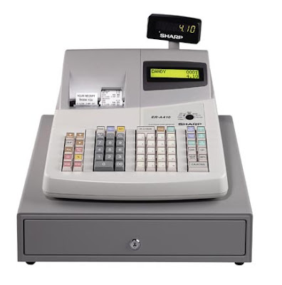cash register elektronik