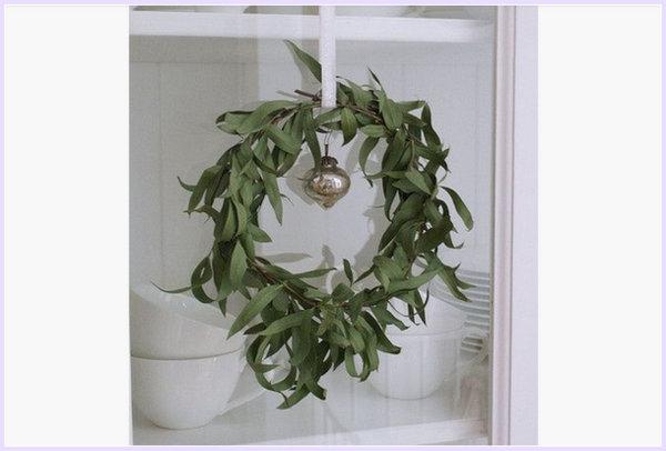 image result for bay leaf wreath