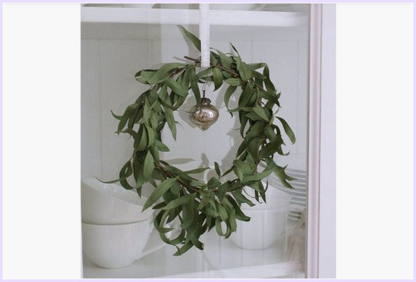 image result for bay leaf wreath