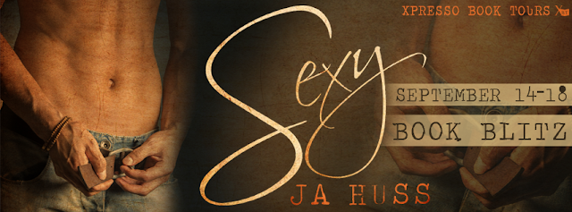 Blitz + Giveaway | Sexy by JA Huss