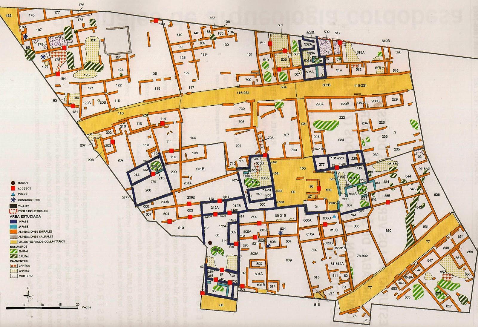 Arqueolugares Qurtuba Córdoba Califal Y Medieval Andalucía E
