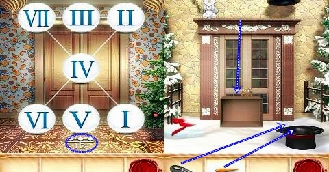 100 Doors Seasons Guide Level 27 28 29 30 31