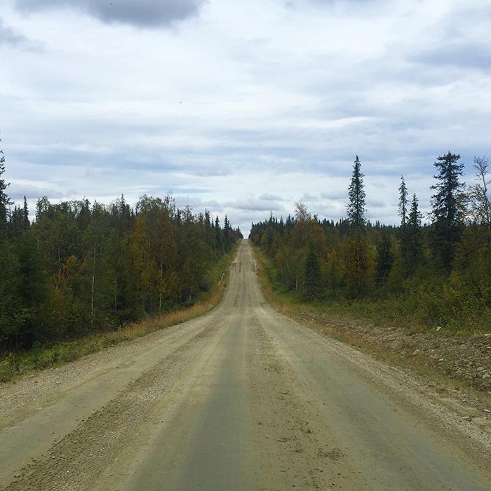 Lappland Strasse