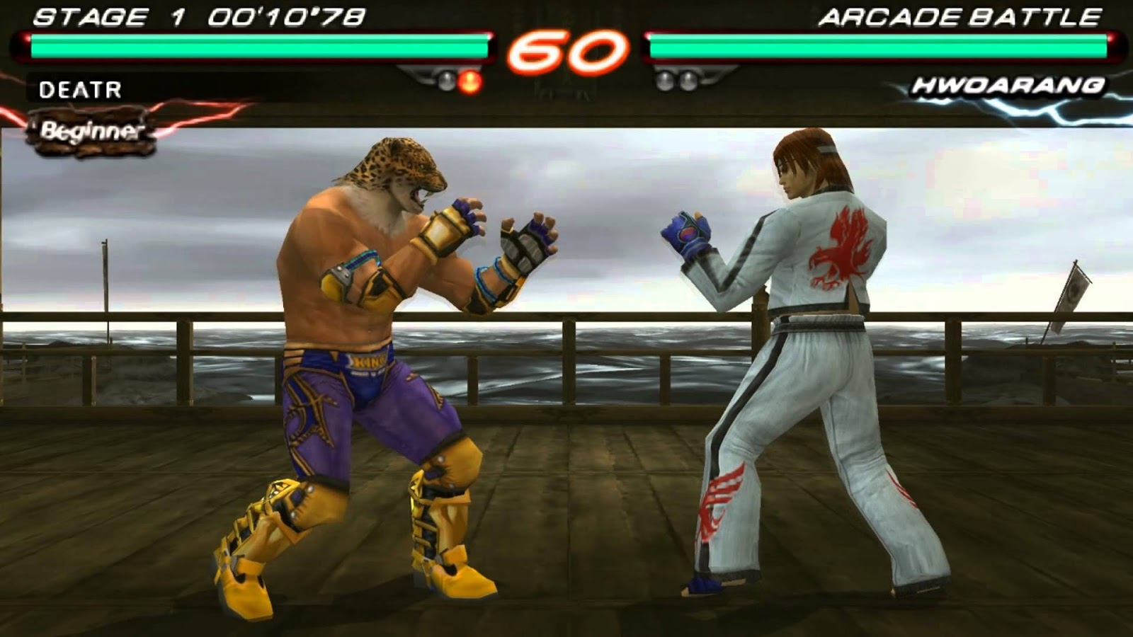 Tekken 6 Psp Download Sttree