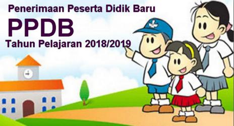 Unduh Gratis Persyaratan PPDB SD/MI Tahun 2018/2019
