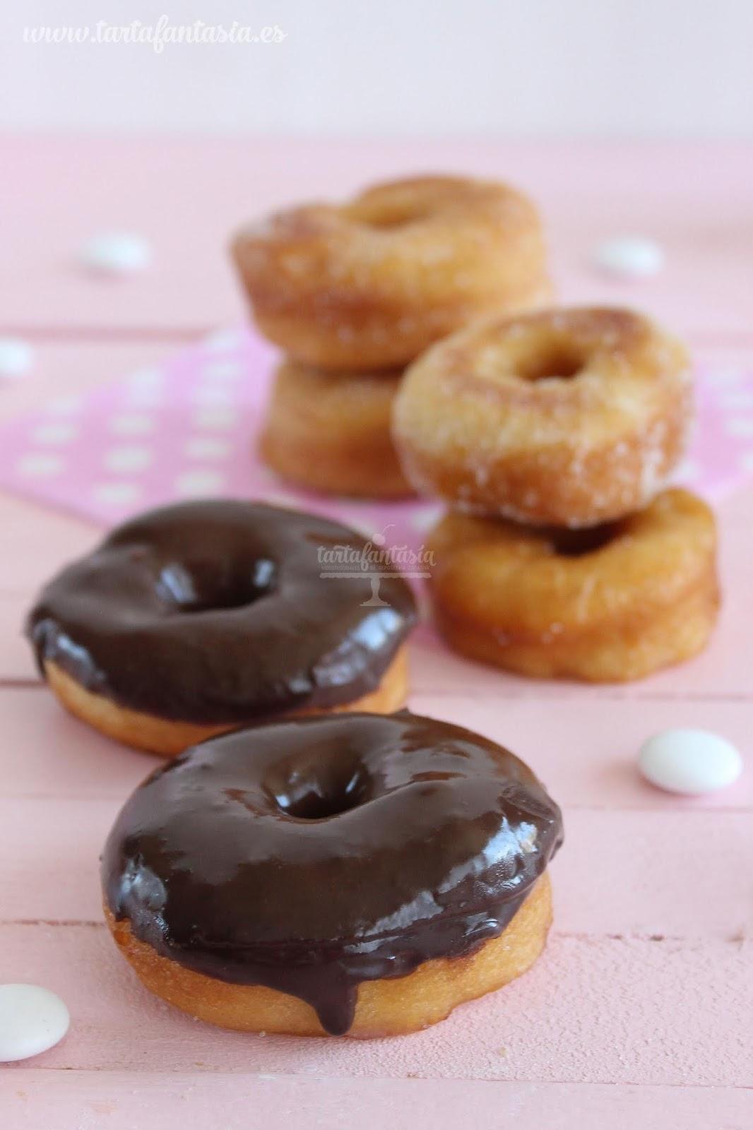 Cómo Hacer Donuts O Donas Tartafantasía