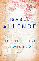 In The Midst of Winter a novel by Isabel Allende, literary fiction, winter reading list