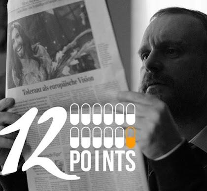 12 puntos - 12 Points - CORTO - Austria - 2015